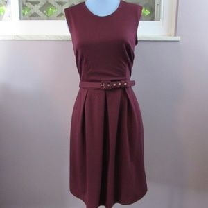 NWT Banana Republic dress with belt! size 6